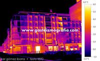 Termografía Plaza Amarica 4, Vitoria-Gasteiz