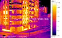 Termografia Plaza Dantzari 1, Vitoria-Gasteiz