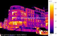 Termografía Santa Lucia Kalea 5, Vitoria-Gasteiz