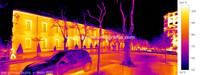Termografía Vicerrectorado de la EHU, Calle Comandante Izarduy 2, Vitoria-Gasteiz