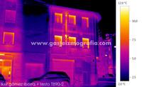 Termografía Zumaquera Ibilbidea 70, Vitoria-Gasteiz