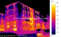 Termografía Zumaquera Ibilbidea 74, Vitoria-Gasteiz